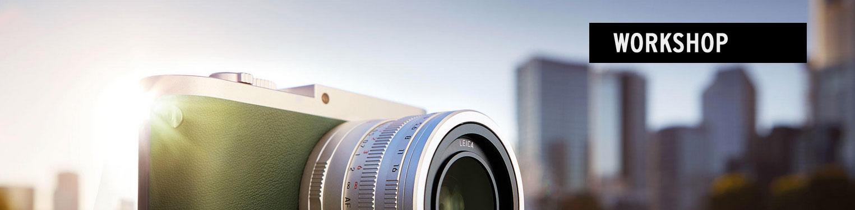 Leica: Thema des Workshops