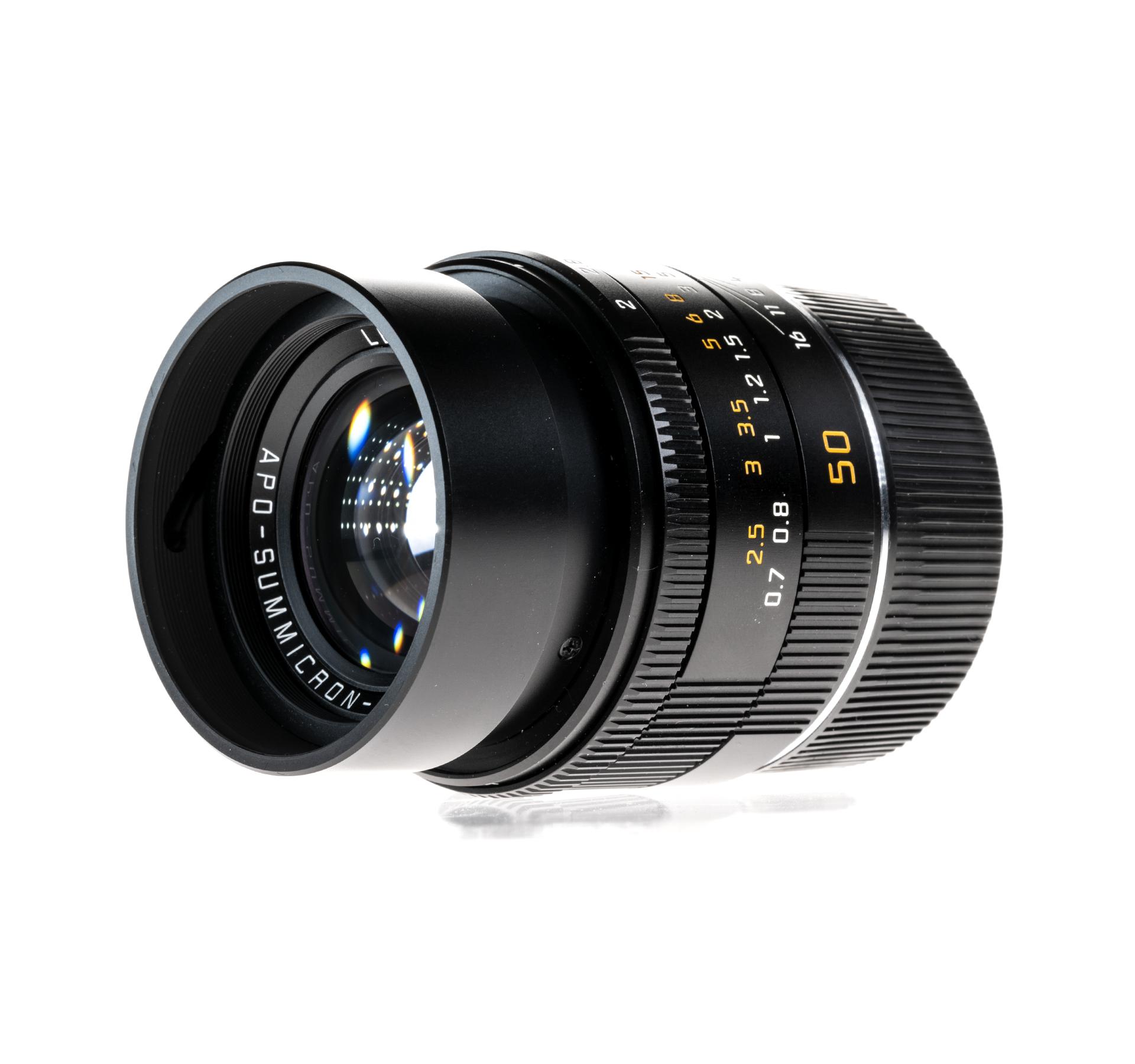 Gelegenheiten APO Summicron 50mm/2.0 ASPH