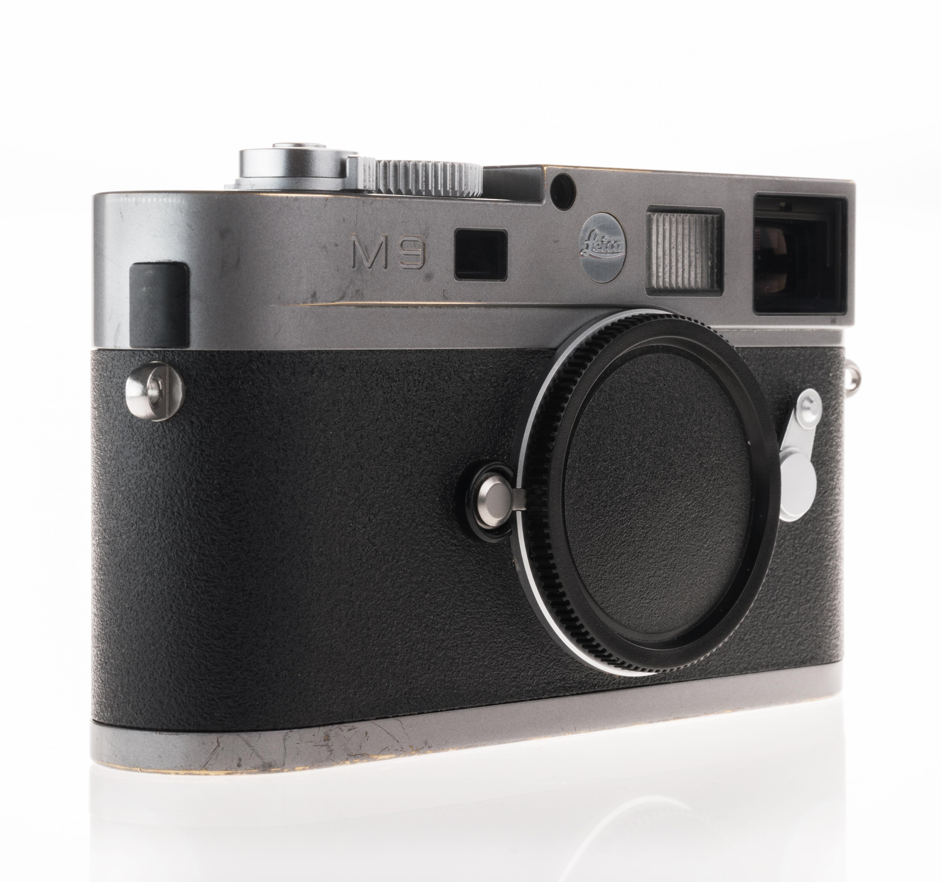 Gelegenheiten Leica M9 anthrazit
