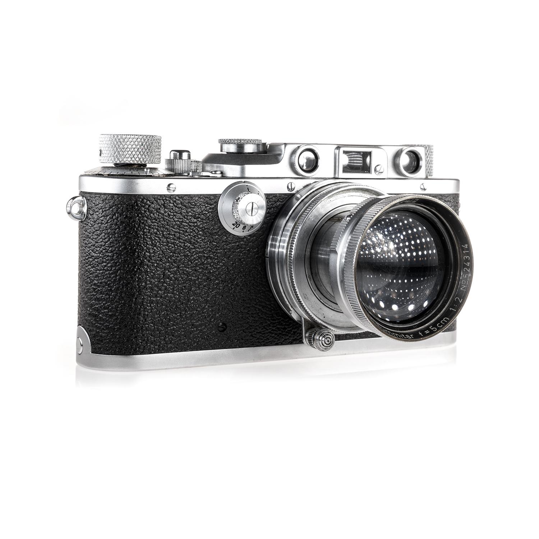 Gelegenheiten Leica IIa