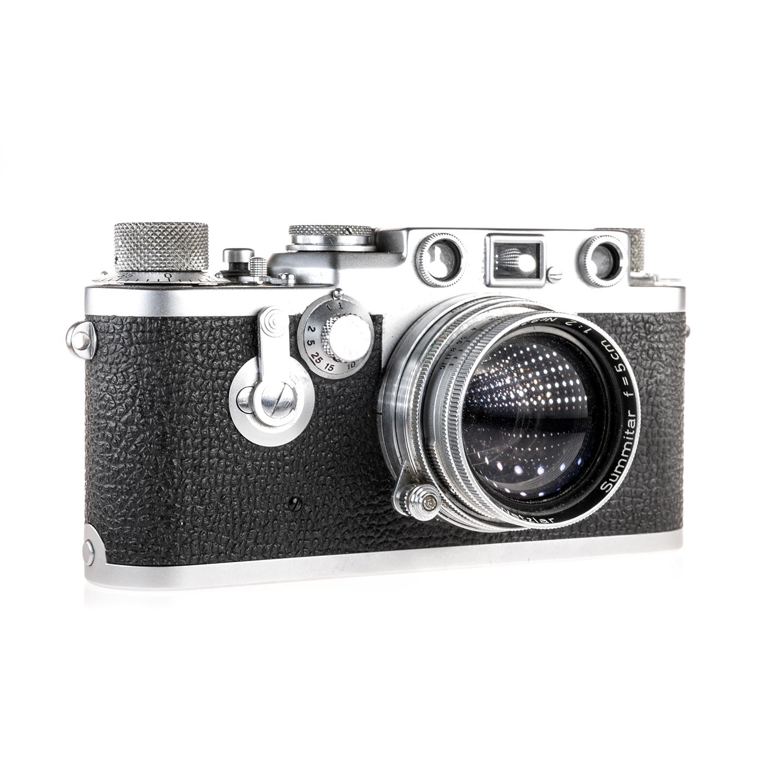 Gelegenheiten Leica IIIf