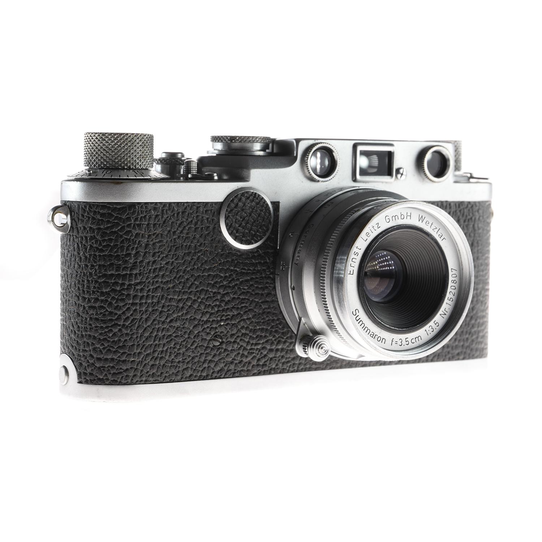 Gelegenheiten Leica IIf