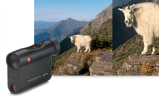 Entfernungsmesser Leica Rangemaster