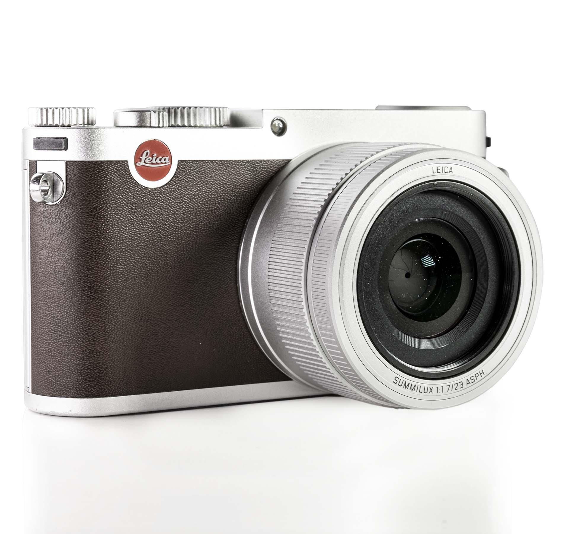 Gelegenheiten Leica X (113) silber