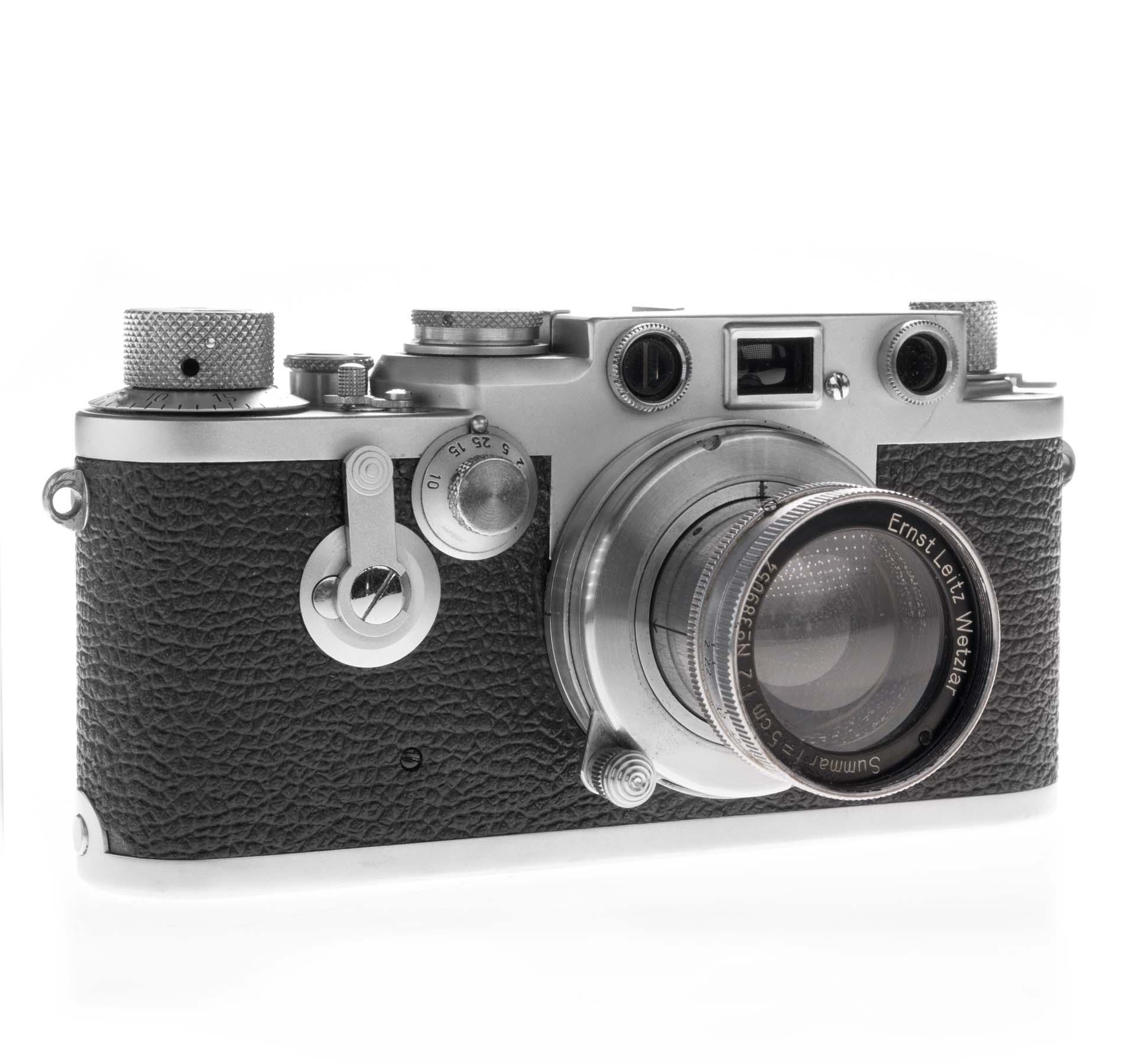 Gelegenheiten Leica  IIIf (721924)