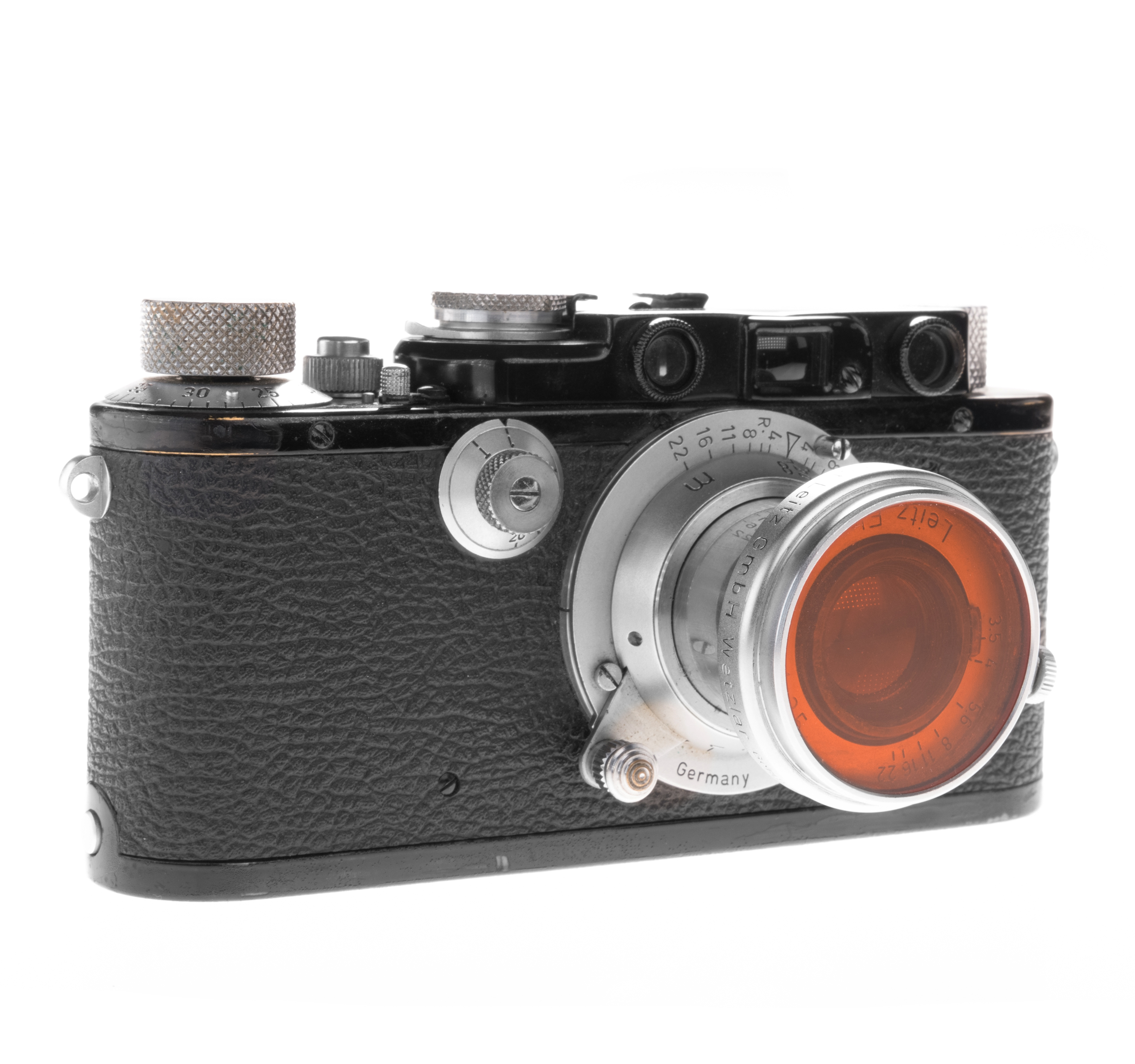 Gelegenheiten Leica I  schwarz  (58397)