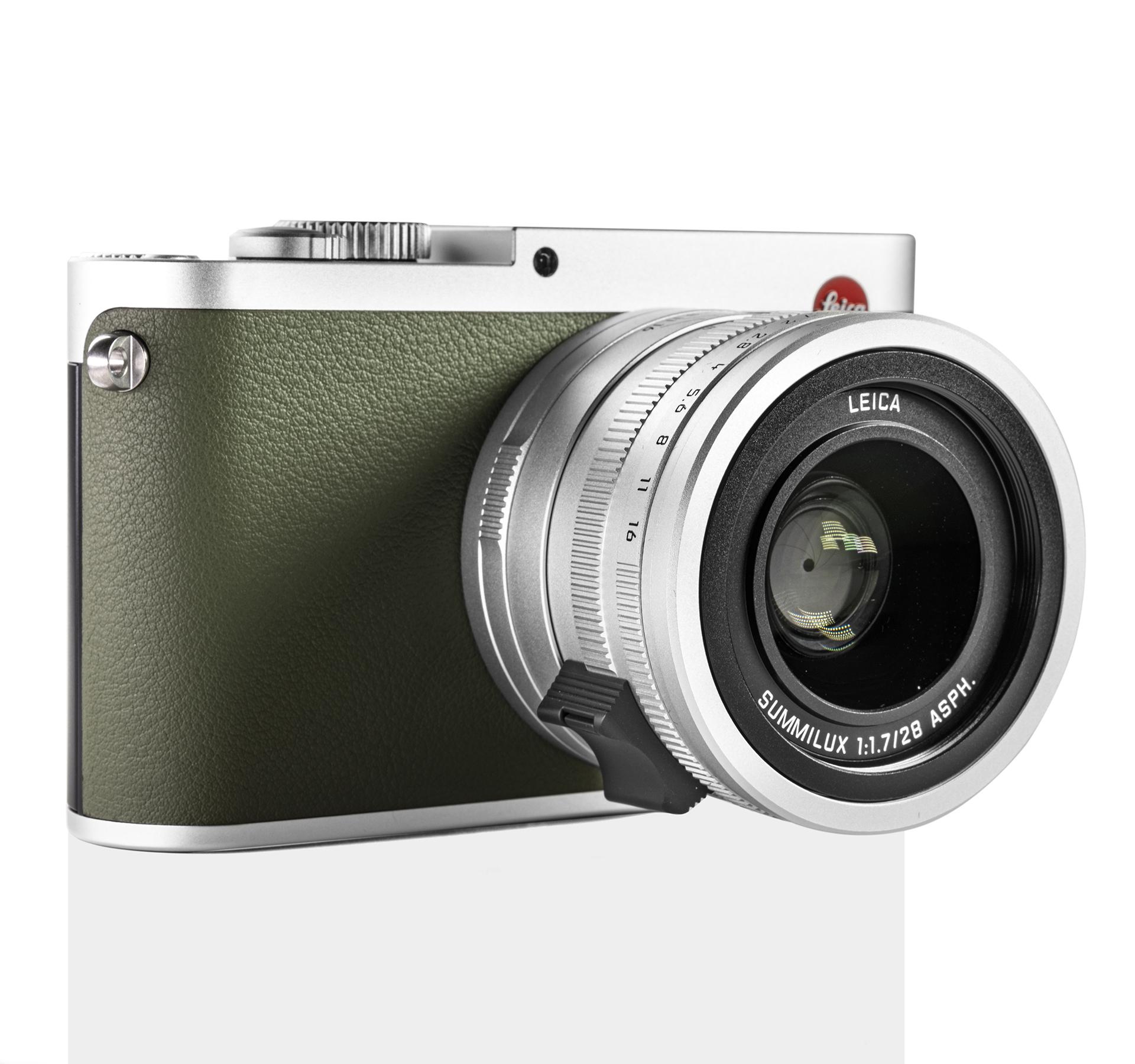 Gelegenheiten Leica Q khaki