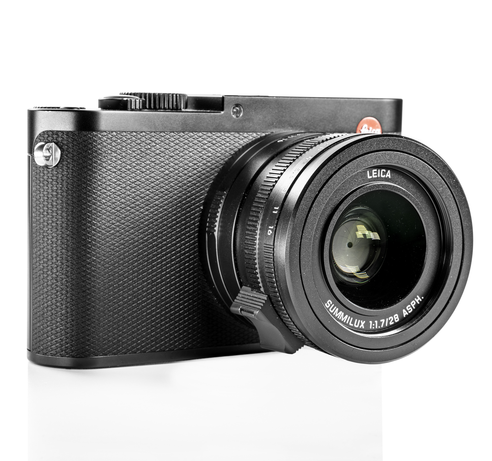 Gelegenheiten Leica-Q schwarz