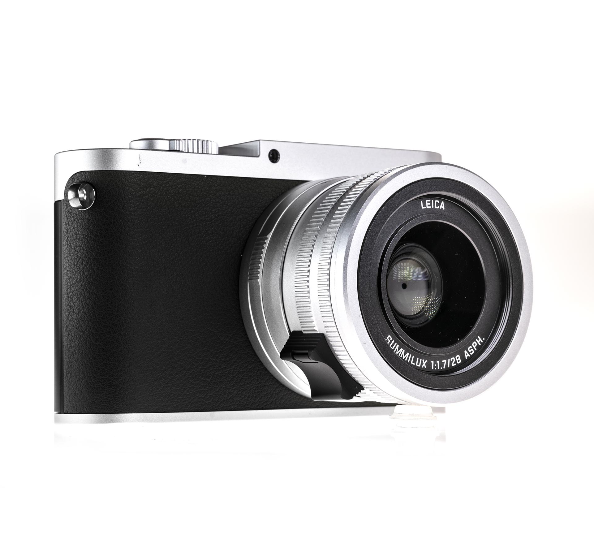 Gelegenheiten Leica Q silber
