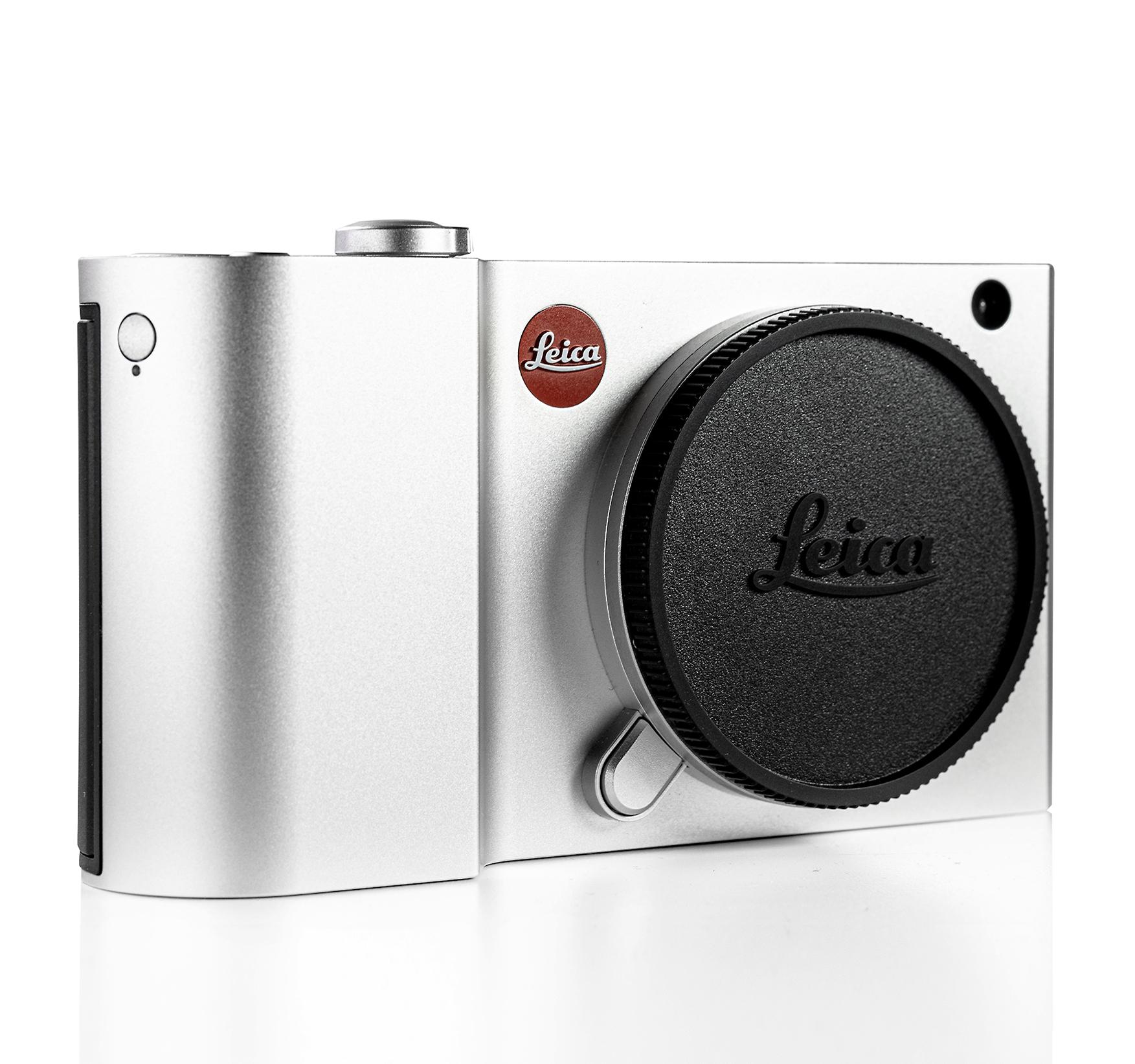 Gelegenheiten Leica T silber
