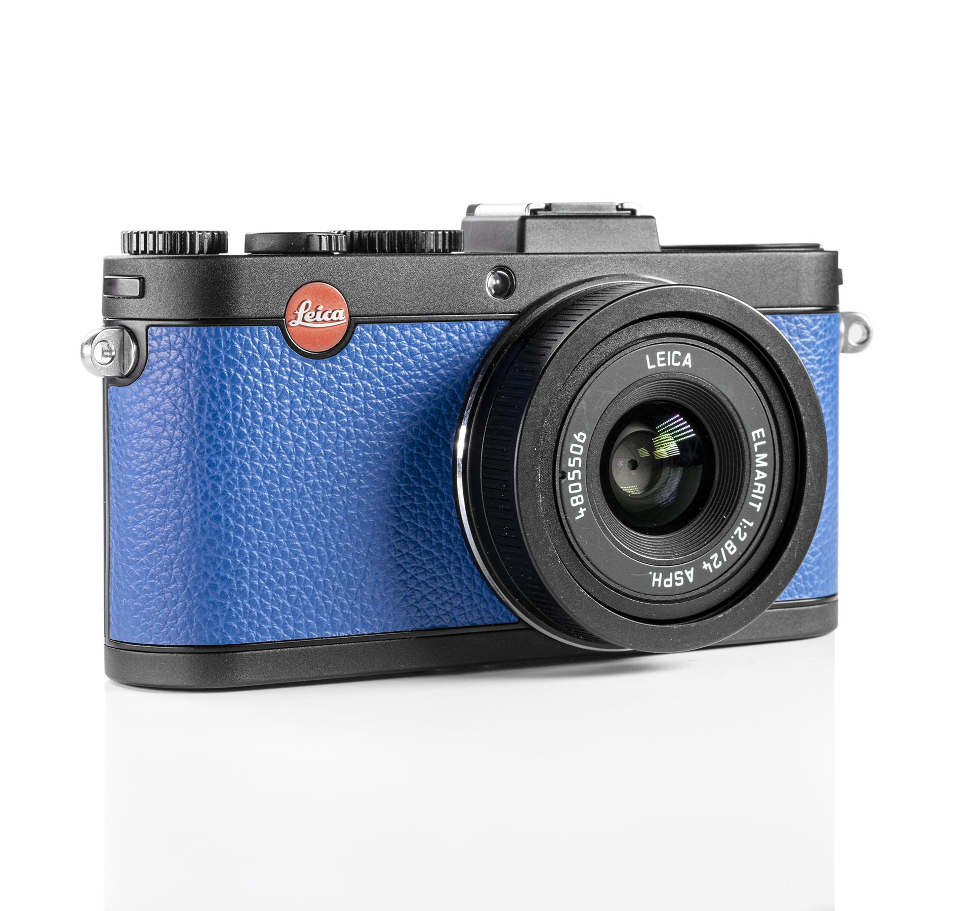 Gelegenheiten Leica X2 (a la carte) schwarz/blau