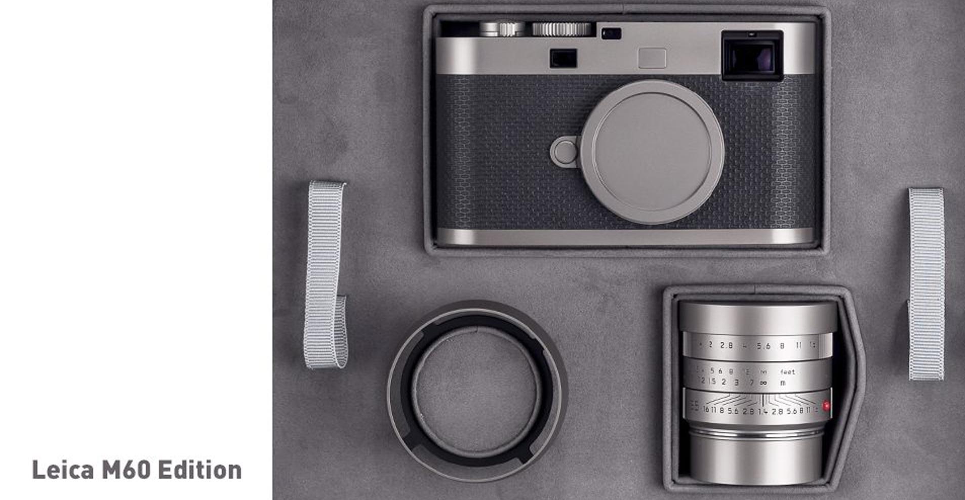 Gelegenheiten Leica M60 Edition