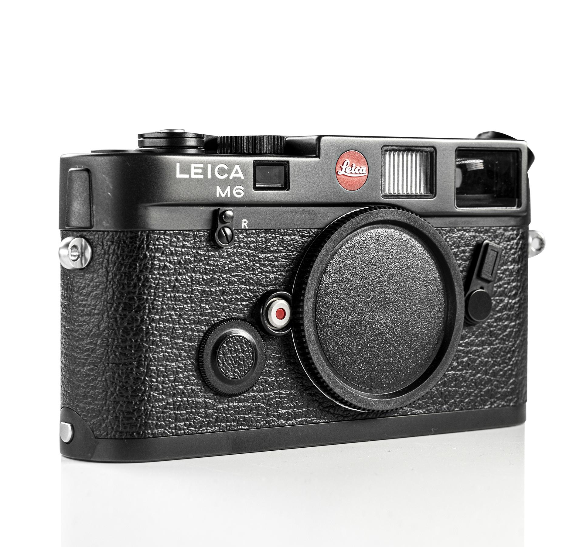 Gelegenheiten Leica M6 schwarz