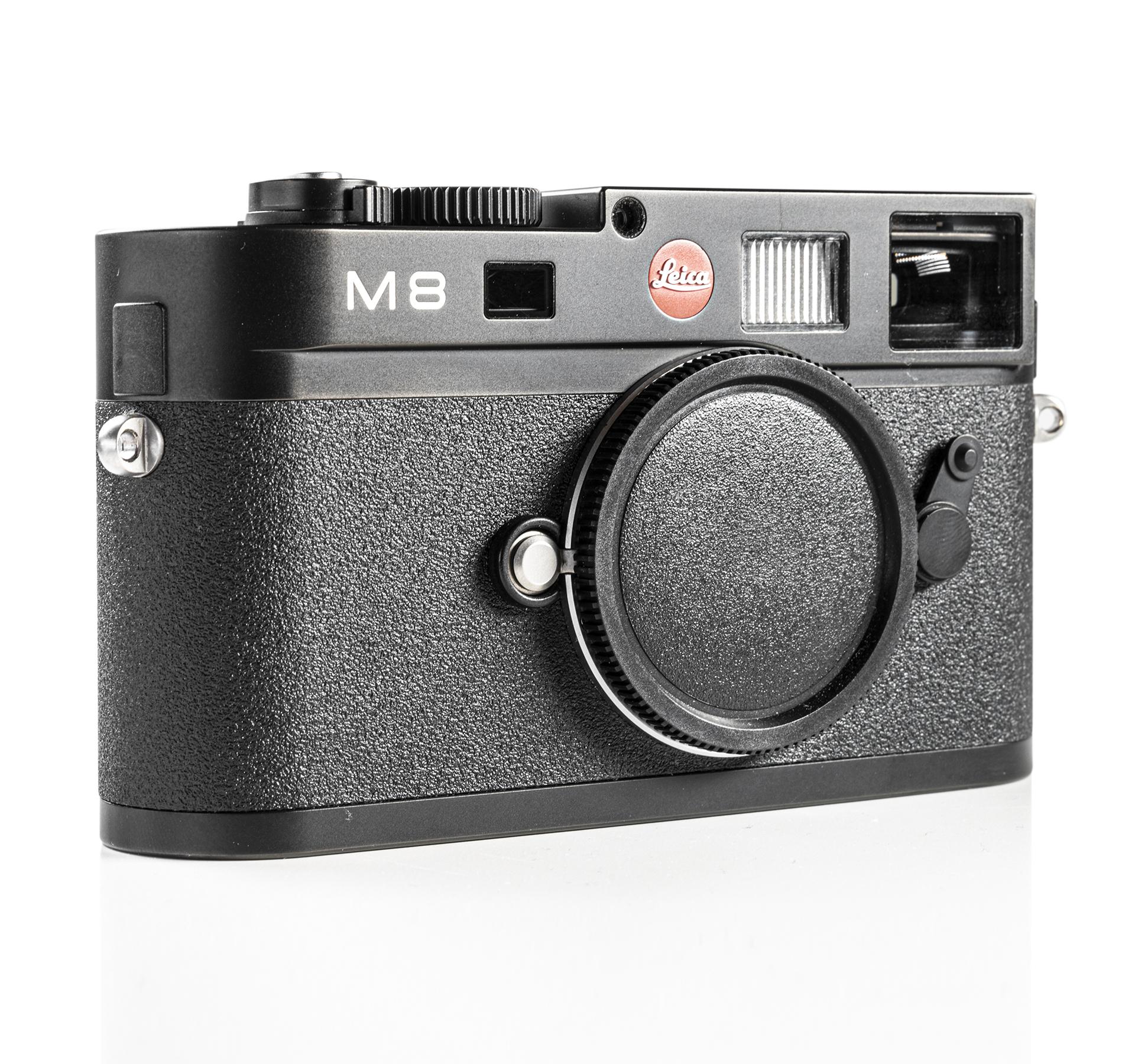 Gelegenheiten Leica M8 schwarz