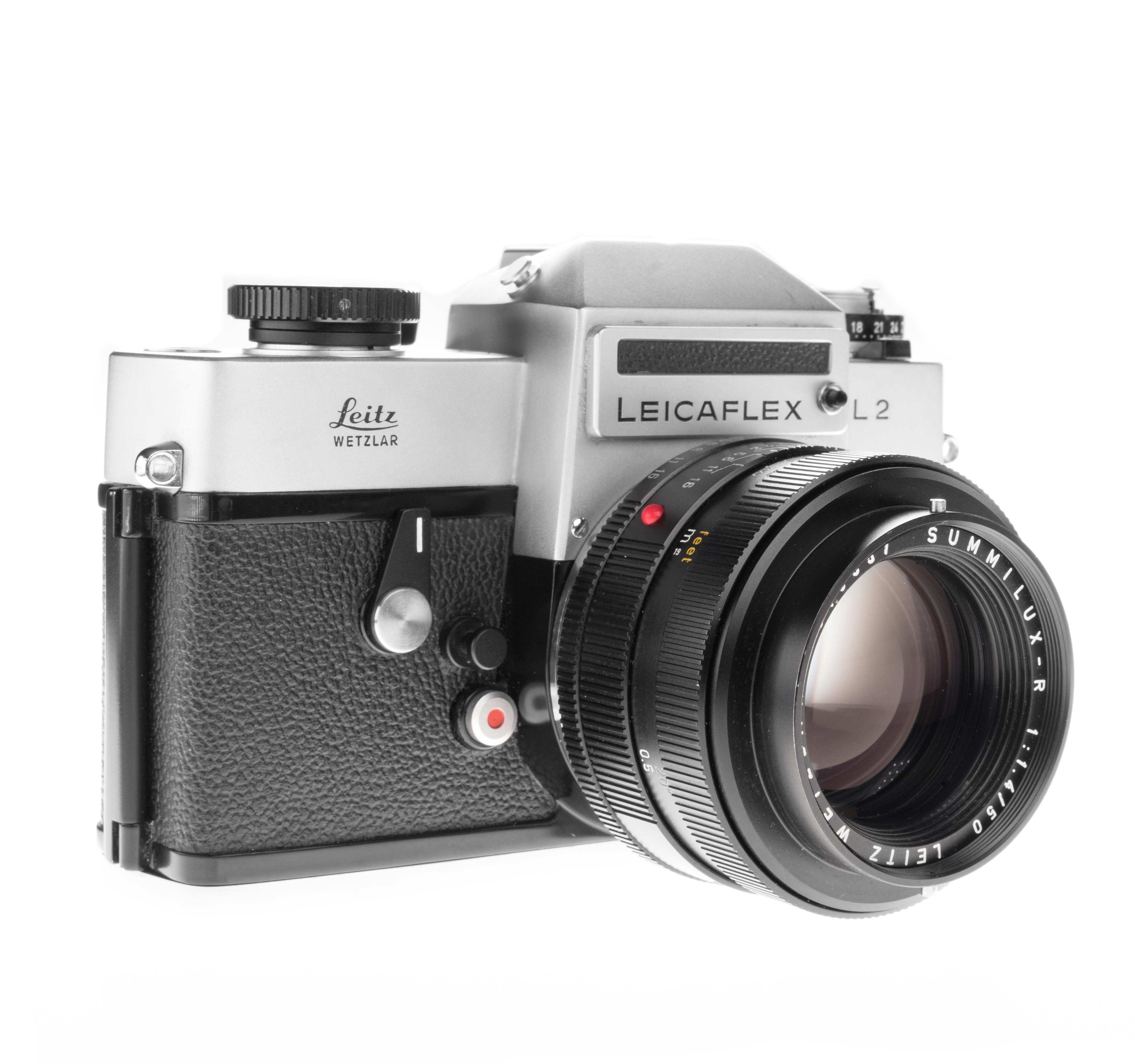 Gelegenheiten Leica SL2 + Summilux 50mm/1.4