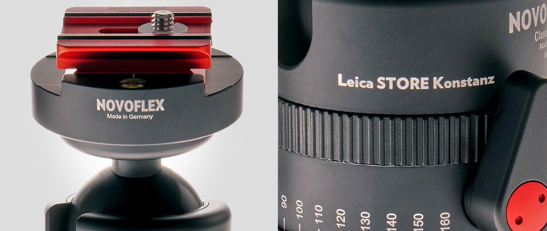 (slider 08 – Exklusive Novoflex für den Leica Store Konstanz)