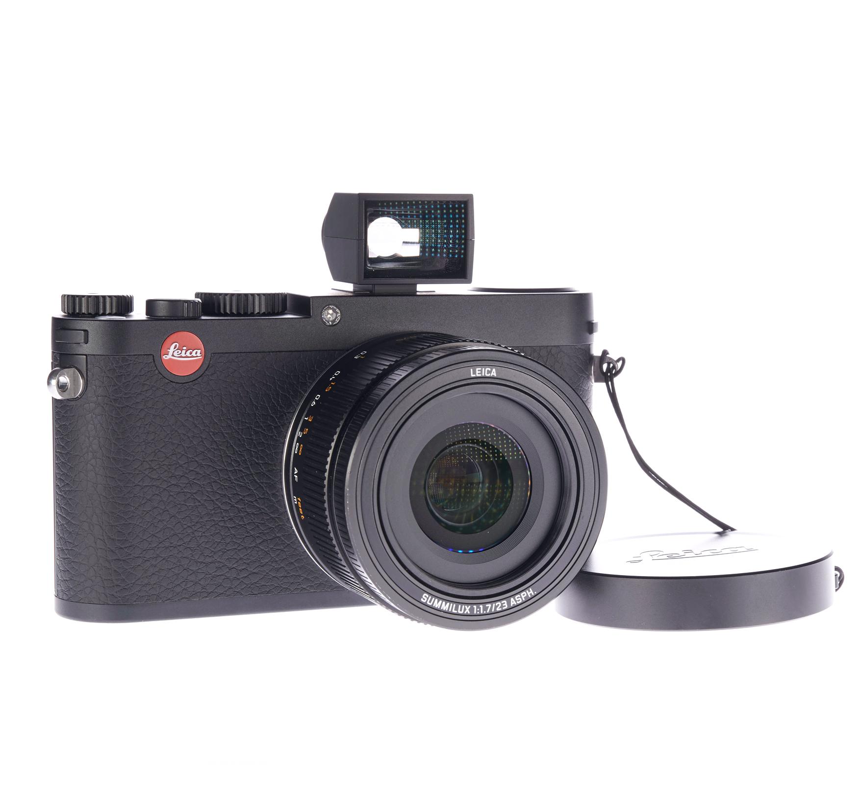 Gelegenheiten Leica X 113 mit Sucher